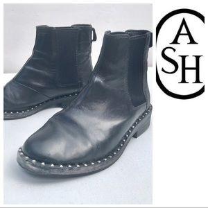 ASH Chelsea boots  ankle black 36 6 Winona